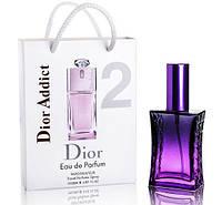 Мини парфюм Christian Dior Addict 2 в подарочной упаковке 50 ml