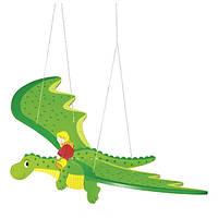 """GOKI - Детская игрушка - мобиль """"Дракон"""""""