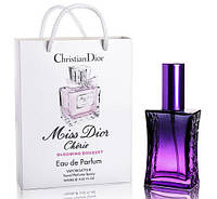 Мини парфюм Christian Dior Miss Dior Blooming Bouquet в подарочной упаковке 50 ml