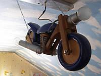 Люстра мотоцикл