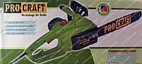 Пила цепная PROCRAFT K2450