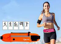 Спортивная поясная сумка для бега