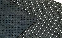 Резиносотовое грязеочищающее покрытие