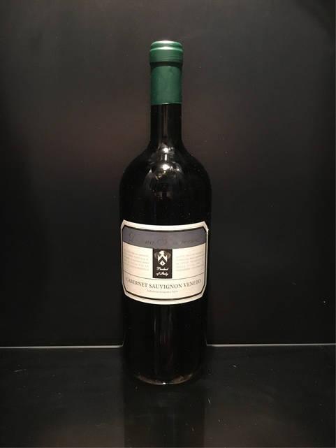 Итальянское сухое красное вино Donna Francesca Cabernet Sauvignon Veneto 1.5л