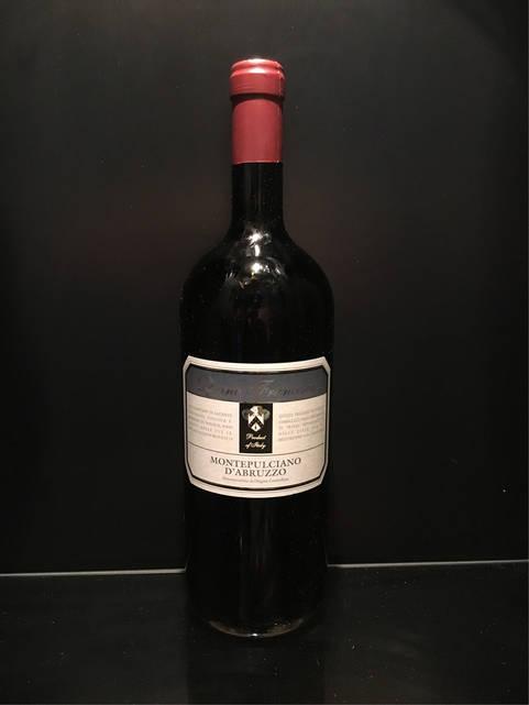 Итальянское столовое красное вино Donna Francesca Montepulciano D'Abruzzo 1,5л