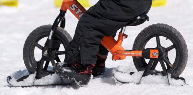 Strider Snow Skis