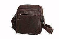 Повседневная мужская сумка через плечо из натуральной кожи Katana 21162