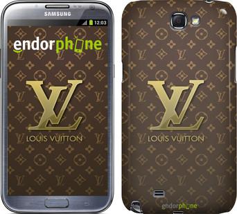 "Чехол на Samsung Galaxy Note i9220 Louis Vuitton 2 ""455u-316"""