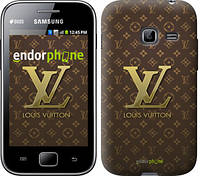 "Чехол на Samsung Galaxy Ace Duos S6802 Louis Vuitton 2 ""455u-253"""