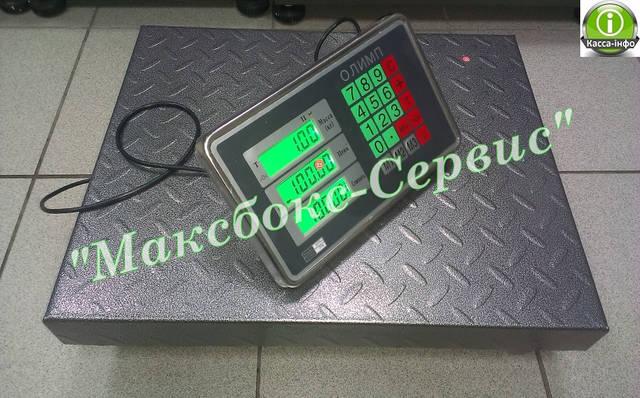 Весы товарные TCS-B 102 Олимп 300 кг