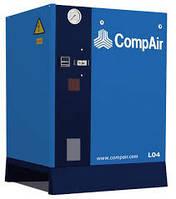 Винтовой маслозаполненный компрессор CompAir L02-10 2кВт