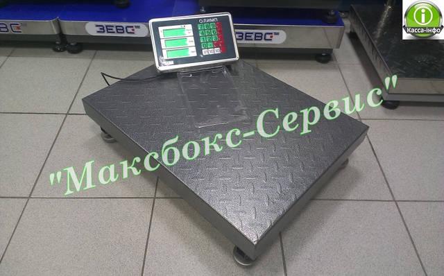 Весы товарные до 400 кг - Олимп 102-С13