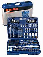 Набор инструментов King Roy 176MDA (176 предметов слесарно- монтажного инстр.1/2,1/4.3/8 .5/16 Биты)