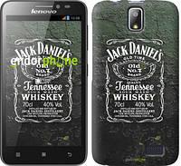 """Чехол на Lenovo A328 Whiskey Jack Daniels """"822u-230"""""""