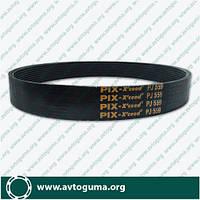 Ремінь 10PJ-559 (PJ-220) (PIX)