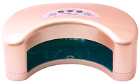УФ светодиодная лампа для ногтей Lady Victory UV-LED-01 12 Вт эргономичная LDV UV-LED-01 /00-87, фото 1