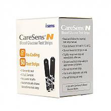 """Тест-смужки CareSens N"""" №50 (Каре Сенс 50шт)"""