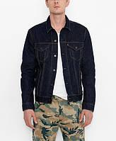 Джинсовая куртка Levis  Trucker Denim Jean Jacket  Harrington