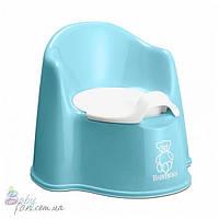 Горшок-кресло BabyBjorn Potty Chair Turquoise