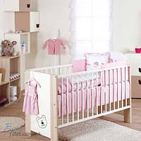 Кроватка детская Klups Megi Mis Megi
