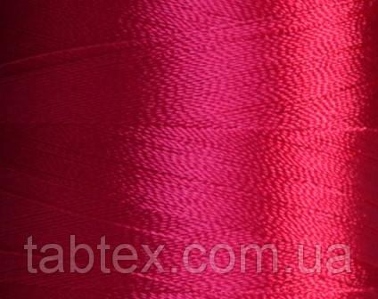 Нитка шелк для машинной вышивки embroidery 120den. №4051 3000 ярд