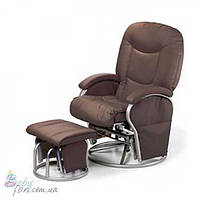 Универсальное кресло Hauck Metal-Glider Brown
