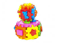 Кубы логические, сортеры