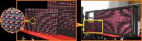 Электронное информационное табло 0,68x0,52м