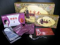 Китайские лечебно-профилактический тампон Beautiful Life, Clean Point (сетевые 3 + 3) 1шт