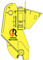 Рельсорез GRizzly Rail Cutter
