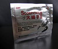 "Пластыри ""Scorpions"" (усиленный обезболивающий) 6 шт."