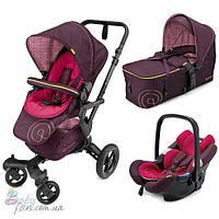 Универсальная коляска Concord Neo Mobility Set 3 в 1  Rose Pink