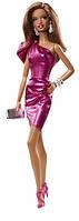 Barbie Коллекционная Барби город блеска афро-американка The Look City Shine African-American Doll