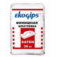 Смесь SatenGips EkoGips (Сатенгипс Экогипс) 30кг