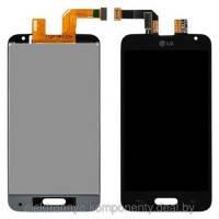 Дисплей (LCD) LG D320 Optimus L70/ D321/ MS323 с сенсором черный