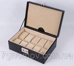 Шкатулка для хранения часов WindRose Beluga 3859/8