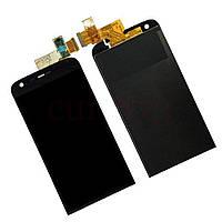 Дисплей (LCD) LG H820 G5/ H830/ H850/ LS992/ US992/ VS987 с сенсором черный