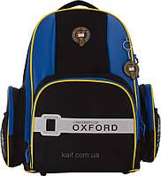 551650 Рюкзак OXFORD XO-27 (черно-голубой), фото 1