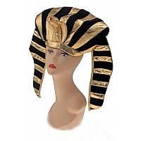Шляпа Тутанхамона карнавальная