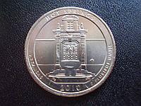 """25 центов 2010 США """"Хот Спрингс"""""""