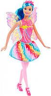 Кукла Barbie Фея с Дримтопии, Радужная бухта, Barbie, Mattel, Голубые волосы
