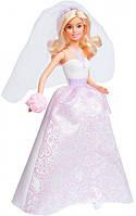 Кукла Barbie Королевская невеста (обновленная), Barbie, Mattel