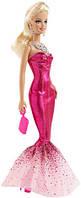 Кукла Барби в вечернем розовом зауженном платье, Barbie, Mattel, Зауженное платье