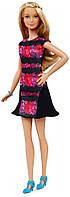 Кукла Барби Модница, в платье с цветочным принтом, Barbie, Mattel, блонд. 28