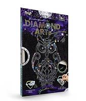 Набор креативного творчества Алмазная мозаика DIAMOND MOSAIK Danko Toys