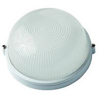 Светильник НПП1301 белый/круг 60Вт IP54  ИЭК