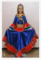 Карнавальный костюм  Цыганочка