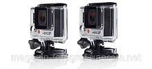 Curved + Flat GoPro Adhesive Mounts - Набір прямих і вигнутих платформ GoPro AACFT-001