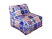 Кресло мешок из ткани премиум Испания Маракеш