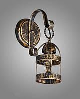 Бра фонарь AR-003355 кованый металл